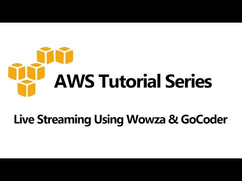 Live Streaming Using Wowza Media Server & GoCoder