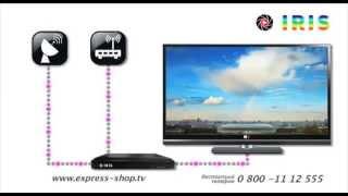 Express-Shop.tv :: IRIS SAT/IP-TV-Box