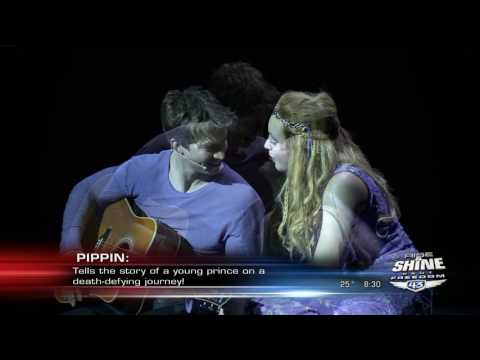 Rise and Shine Interview: OKC Broadway Presents Pippin