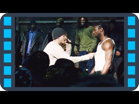 Рэп-баттл Rabbit vs Lotto — «8 миля» (2002) сцена 9/10 QFHD