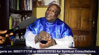 Nigerian GOs will pay for the sins of their members who committed suicide -- Prophet Tibetan