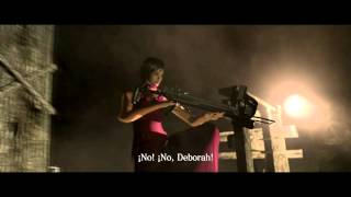 Resident Evil 6 PC - Ada red dress - leon and hunnigan (RE4) TEST