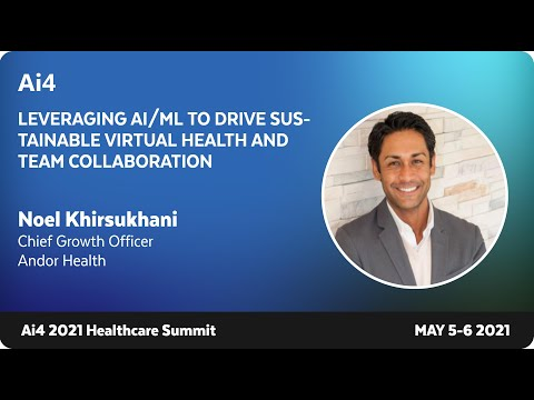 Leveraging AI/ML to Drive Sustainable Virtual Health and Team Collaboration