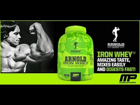 Arnold series iron whey protein powder supplement review by drddh arnold series iron whey protein powder supplement review by drddh malvernweather Gallery