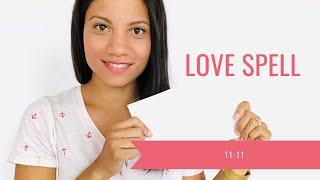2 min LOVE SPELL