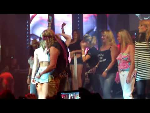 Steel panther concert part two culture room fort Lauderdale March 14 2016