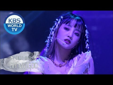 (G)I-DLE - Oh My God [Music Bank / 2020.04.10]