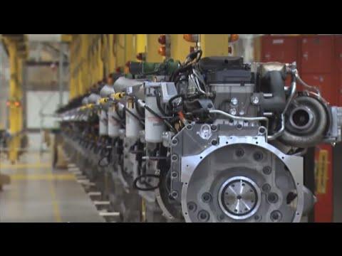 Cummins - Designing energy-efficient diesel engines with LMS Imagine.Lab