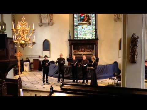 Byrd: Sanctus - Benedictus - Agnus Dei (Mass for 5 Voices)