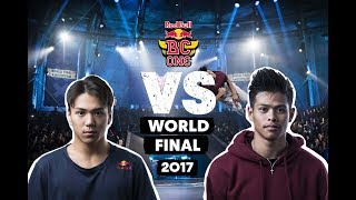 Download Video Issei vs Willy | Top 16 | Red Bull BC One World Final 2017 MP3 3GP MP4