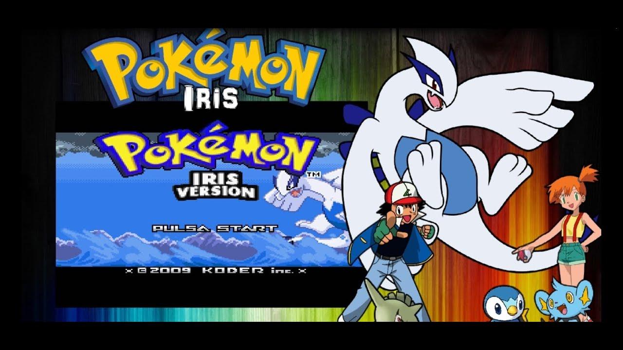 Descargar pokemon iris gba espaol completo