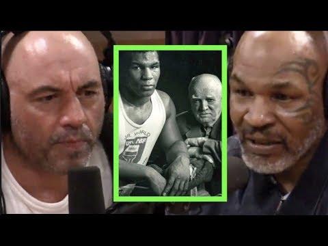 Mike Tyson on What Cus D'amato Taught Him | Joe Rogan