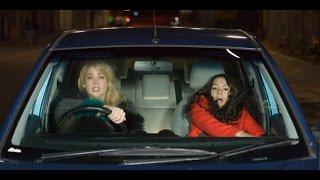 Hollyoaks - Holly & Cleo Crash Into Nathans Car