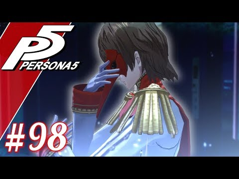 I PROMISE TO SURPASS SUCH LOFTY HOPES - 10/28-10/29 | Let's Play Persona 5 (blind) part 98