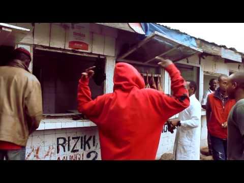 TenzI KwenzI  Featuring Man Pota  -  Tayari Ama Bado (Official Video)