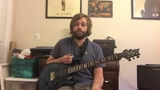 Nirvana - Mrs. Butterworth Guitar Lesson