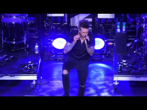 Forever & In The End Chester Bennington Tribute Papa Roach@Montclair, NJ 41118