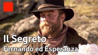Il Segreto Fernando si getta nel fiume con Esperanza - Anticipazioni Novembre 2015 terza stagione