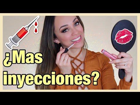 MAS INYECCIONES DE LABIOS? MICROBLADING? | PLATICANDO MIENTRAS ME MAQUILLO