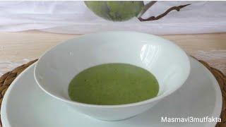 Brokoli Çorbası |Sağlıklı &Lezzetli |Ramazan |Iftar Tarifleri ▪Masmavi3mutfakta▪