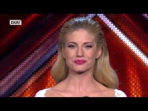 X FACTOR GREECE 2016 | FOUR CHAIR CHALLENGE | GIRLS | FULL EPISODE