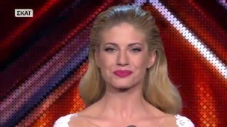 X FACTOR GREECE 2016 | FOUR CHAIR CHALLENGE | GIRLS | FULL EPISODE