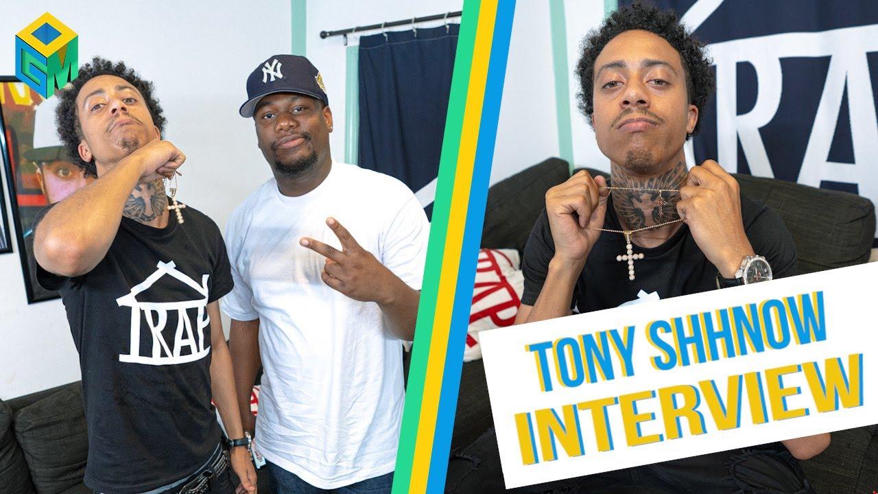 Download Tony Shhnow on Authentic Goods, Mixtape Artist, Wiz Khalifa, Right Now, Cardo, & More