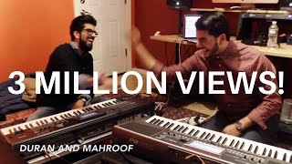 Deewani Mastani COVER Live Keyboard Instrumental-Duran Etemadi And Mahroof Sharif 2016 HD