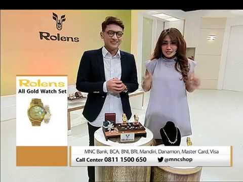 ROLENS ALL GOLD - YouTube b242916f7b