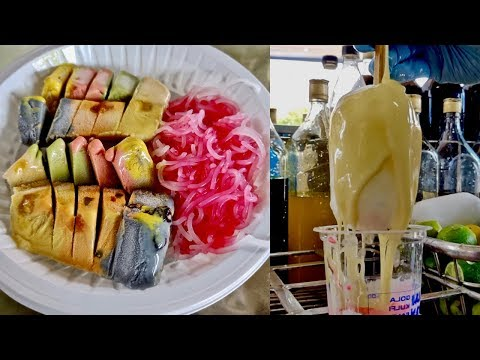 RAINBOW KULFI | Malai Ice Gola | Crushed Ice Dessert | Indian Street Food