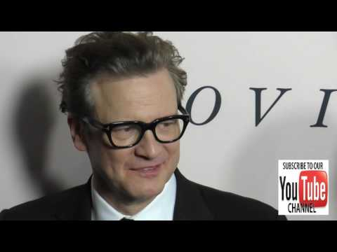 Colin Firth at the Premiere Of Focus Features' Loving at Samuel Goldwyn Theater in Beverly Hills