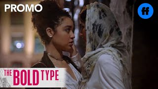 """The Bold Type   Season 1, Episode 4 Promo: """"If You Can't Do It With Feeling""""   Freeform"""