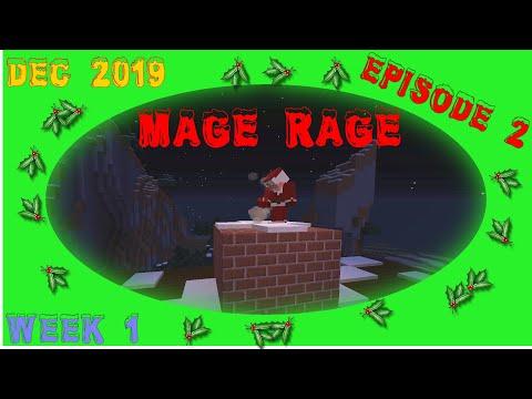 "Mage Rage Dec 2019 - week 1 - ep 2 - ""Festive Foods!"" thumbnail"