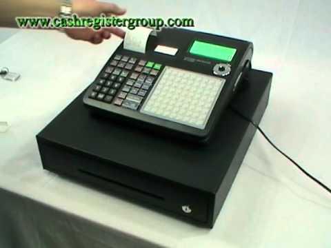 casio se c2000 cash register installation watch this. Black Bedroom Furniture Sets. Home Design Ideas
