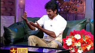 Vijay Tv Show Koffee with DD – Sivakarthikeyan 01-03-15 Promo