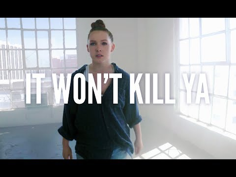 THE CHAINSMOKERS - It Won't Kill Ya | Kyle Hanagami & Haley Fitzgerald Choreography