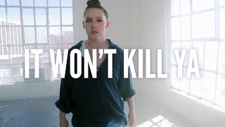 Download THE CHAINSMOKERS - It Won't Kill Ya | Kyle Hanagami & Haley Fitzgerald Choreography Mp3 and Videos