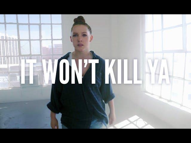 THE CHAINSMOKERS - It Won't Kill Ya   Kyle Hanagami & Haley Fitzgerald Choreography