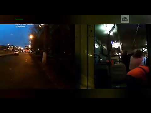 Две пьяные пассажирки троллейбуса жестоко избили кондуктора в Твери. Просто не захотели оплачивать п