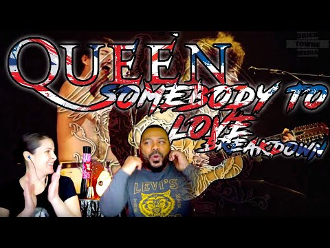 QUEEN Somebody To Love Live In Montreal 81 Reaction!!!