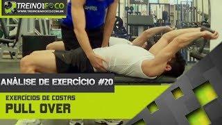 Análise de exercício #20 - Pullover / Pull Over - Peito ou Dorsal?