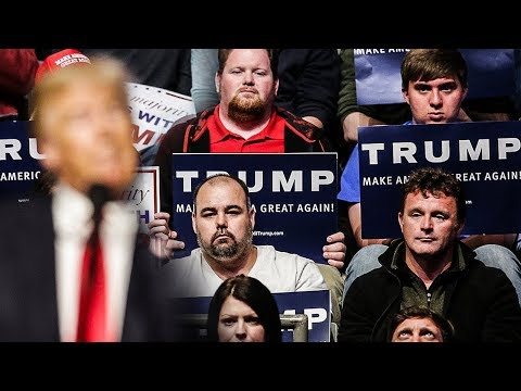 Trump Voters FREAK OUT After Realizing They Aren't Getting T