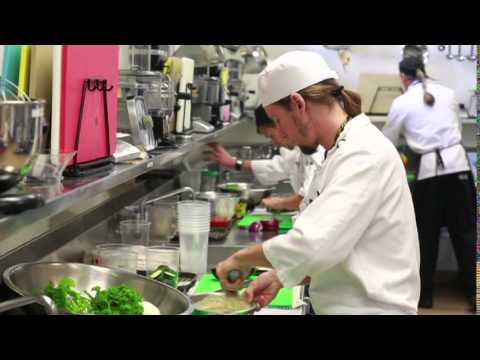 Feed your passion - Food, Wine and Tourism at Okanagan College