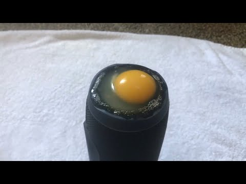 Jbl Charge 3 vs Egg (Regular Compared to Low Frequency)