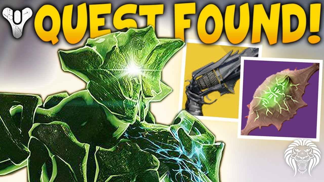 Download Destiny 2: NEW SORROW EXOTIC & MYSTERY SOLVED! Hidden Character, Thorn Relative & Stolen Artifact