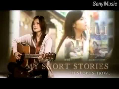 YUI   SPOT CM の歴史��)/SonyMusic