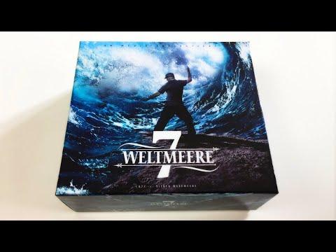 Cr7z - Sieben Weltmeere Box Unboxing