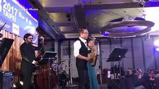 爵士風音樂-國際場合演出紀錄-五人組樂團雙歌手