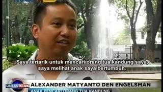 WNA asal Belanda Kembali Ke Indonesia Cari Orang Tua Kandung - Lintas Petang (25/8)