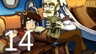 Goodbye Deponia Walkthrough Guide (part 14) PC HD 1080p